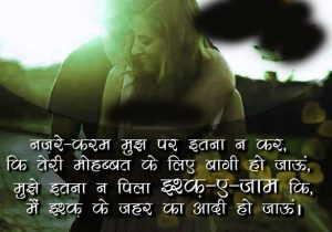 Best Hindi Dil Shayari Images hd