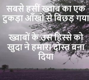 Friendship Hindi Shayari Images