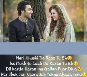 Best Latest Love Couple Shayari Images for lover