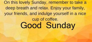 Good Morning Happy Sunday HD Pics Wallpaper With Quotes