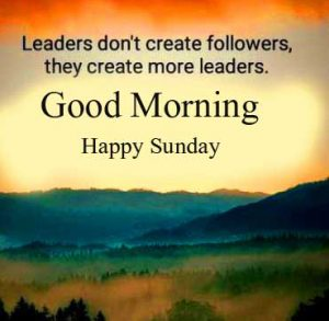 Good Morning Happy Sunday HD Pictures Wallpaper Download