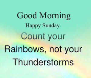 Beautiful Good Morning Happy Sunday HD Pics Wallpaper Images