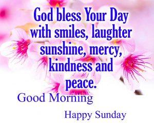 Beautiful Good Morning Happy Sunday HD Pics Wallpaper Latest