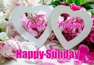 Beautiful Good Morning Happy Sunday HD Pics for Couple
