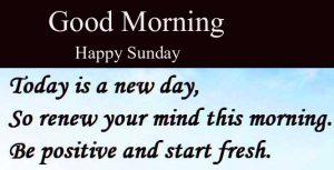 Beautiful Latest Good Morning Happy Sunday HD