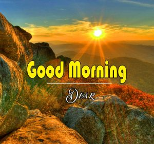 Best Good Morning Images Wallpaper With Sunrise