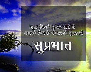New Best Free Good Morning Images in Hindi Images Download