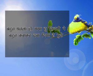 Hindi Funny Shayari Images Wallpaper Free for Facebook