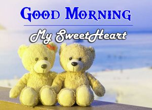 p Good Morning Images Photo With Teaddy