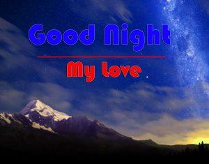 Beautiful Good Night Wishes Photo for Whatsapp