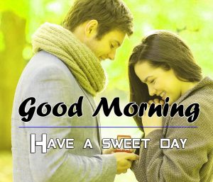 Best HD Love Couple Good Morning Wishes Photo Download