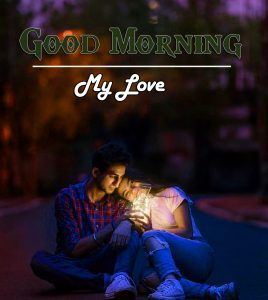 Best Love Couple Good Morning Wishes Photo Download