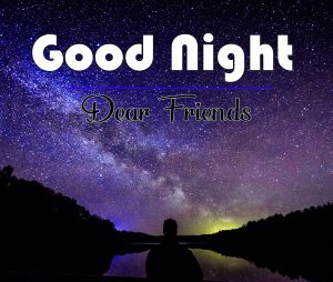 Best Quality Free Good Night Wishes Wallpaper