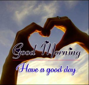 Best Romantic Good Morning Images Photo With Heart
