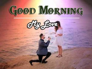 FEEE Love Couple Good Morning Wishes Wallpaper Download