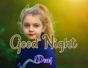 Free Beautiful Good Night Wishes Wallpaper