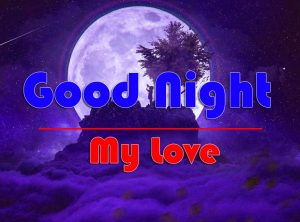 Free Free Good Night Wishes Wallpaper