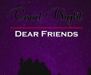 Free Good Night Wishes Images for Friend
