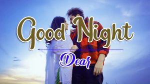 Free Good Night Wishes Photo For Couple