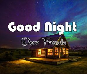 Free Good Night Wishes Photo Free