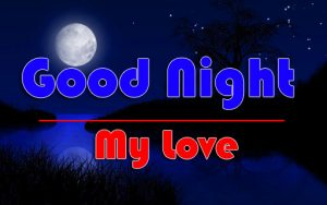 Free Good Night Wishes Pics Images With My Love