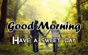 Free Love Couple Good Morning Wishes Wallpaper Downlaoad
