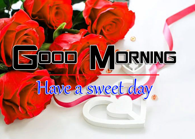 Free Red Rsoe P Friend Good Morning pics Download