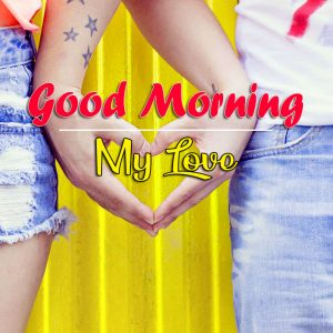 Girls Good Morning Wishes Photo Pictures