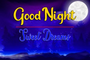 Good Night Wishes Pics pictures With Sweet Dream