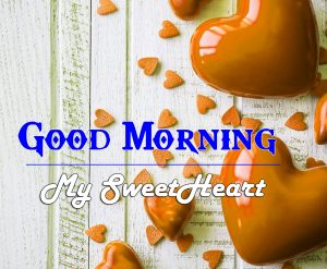 Heart p Good Morning Images