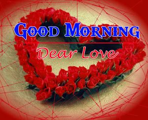 Heart p Good Morning Images Pics Download