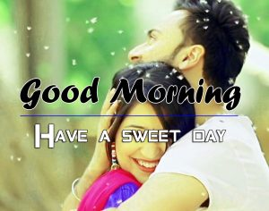 Latest Free Love Couple Good Morning Wishes Images Download