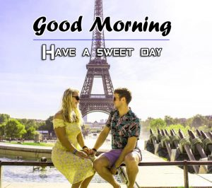 Love Couple Beautiful Romantic Good Morning Images Pics Download