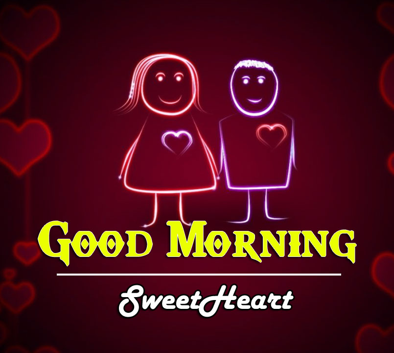 Downloading Good Morning Photo
