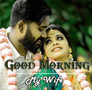 Love Couple Good Morning Wishes Pics for Whatsapp