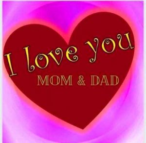 Love Mom Dad Whatsapp Dp Images Pics Download