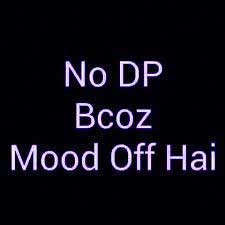 Mood Off Killar Whatsapp Dp Images Pics Images Download