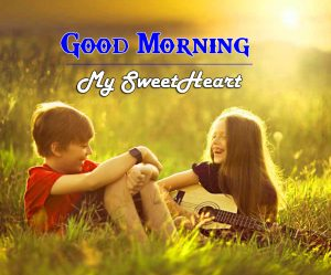 New Love Couple Good Morning Wishes Images