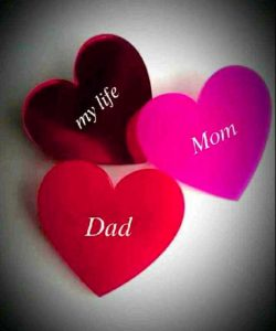 New Mom Dad Whatsapp Dp Images Pics With Heart