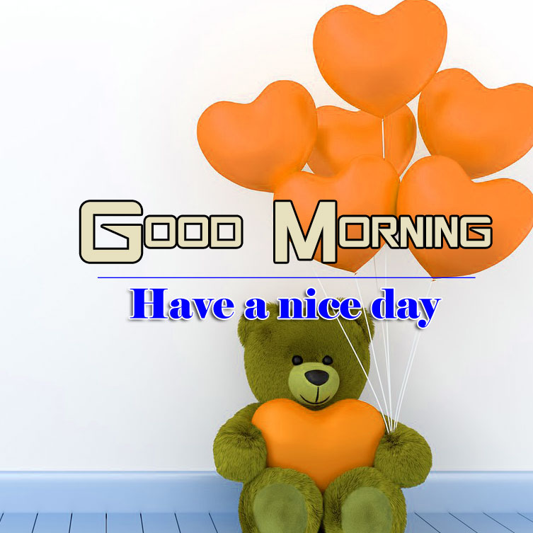 Teady Love Couple Good Morning Wishes Images HD Download