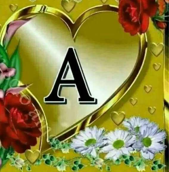 A Letter Whatsapp DP Images Wallpaper