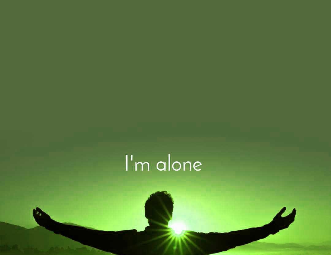Alone Whatsapp DP Download Free Hd