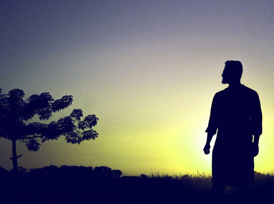 Alone Whatsapp DP Photo Wallapper