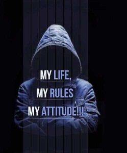 Attitude Whatsapp DP Hd Download