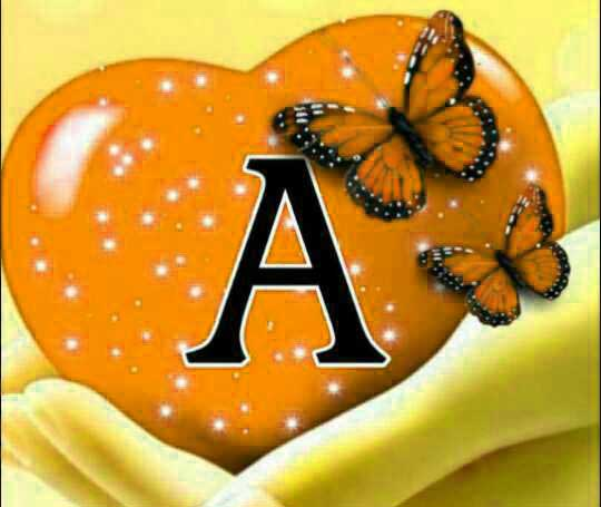 Best A Letter Whatsapp DP Download Images