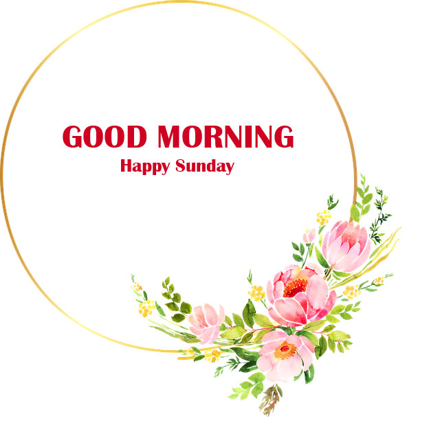 Best HD Quality Sunday Good Morning Images