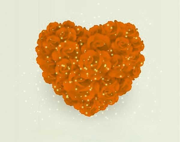 Best Heart Whatsapp DP Wallpaper