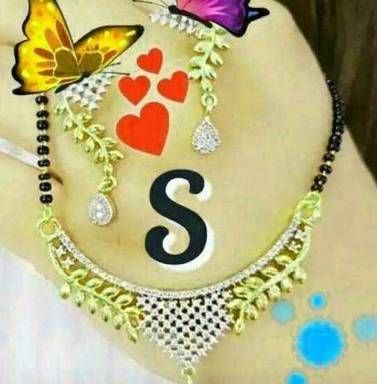 Best S Letter Whatsapp DP Pics