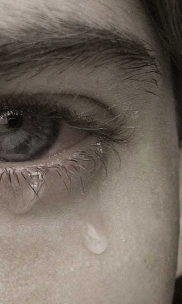 Crying Whatsapp DP Wallpaper Images