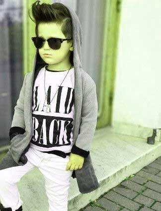 Cute Baby Boys Whatsapp DP Download Photo